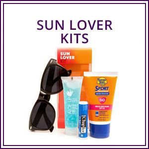 Sun Lovers Kits